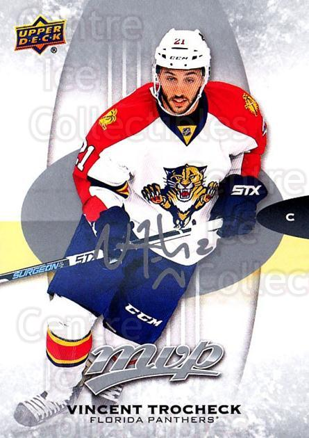 2016-17 Upper Deck MVP Silver Script #34 Vincent Trocheck<br/>1 In Stock - $2.00 each - <a href=https://centericecollectibles.foxycart.com/cart?name=2016-17%20Upper%20Deck%20MVP%20Silver%20Script%20%2334%20Vincent%20Trochec...&quantity_max=1&price=$2.00&code=717289 class=foxycart> Buy it now! </a>