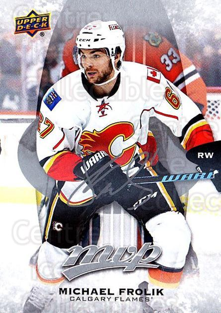 2016-17 Upper Deck MVP Silver Script #74 Michael Frolik<br/>1 In Stock - $2.00 each - <a href=https://centericecollectibles.foxycart.com/cart?name=2016-17%20Upper%20Deck%20MVP%20Silver%20Script%20%2374%20Michael%20Frolik...&quantity_max=1&price=$2.00&code=717300 class=foxycart> Buy it now! </a>