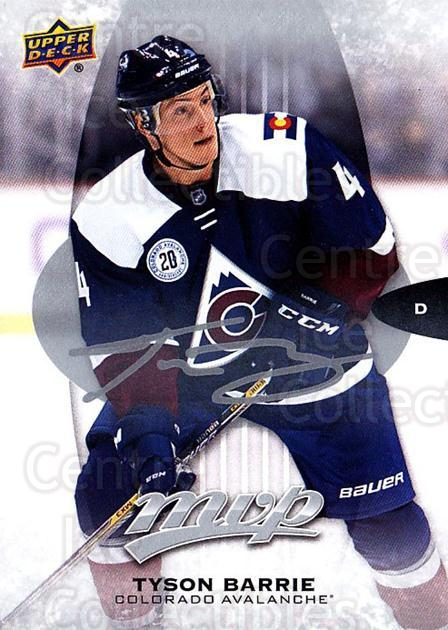 2016-17 Upper Deck MVP Silver Script #75 Tyson Barrie<br/>1 In Stock - $2.00 each - <a href=https://centericecollectibles.foxycart.com/cart?name=2016-17%20Upper%20Deck%20MVP%20Silver%20Script%20%2375%20Tyson%20Barrie...&quantity_max=1&price=$2.00&code=717301 class=foxycart> Buy it now! </a>