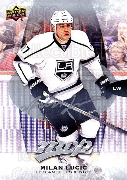 2016-17 Upper Deck MVP Silver Script #115 Milan Lucic<br/>1 In Stock - $2.00 each - <a href=https://centericecollectibles.foxycart.com/cart?name=2016-17%20Upper%20Deck%20MVP%20Silver%20Script%20%23115%20Milan%20Lucic...&quantity_max=1&price=$2.00&code=717312 class=foxycart> Buy it now! </a>