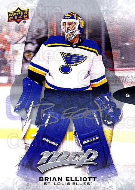 2016-17 Upper Deck MVP Silver Script #158 Brian Elliott<br/>2 In Stock - $2.00 each - <a href=https://centericecollectibles.foxycart.com/cart?name=2016-17%20Upper%20Deck%20MVP%20Silver%20Script%20%23158%20Brian%20Elliott...&quantity_max=2&price=$2.00&code=717328 class=foxycart> Buy it now! </a>