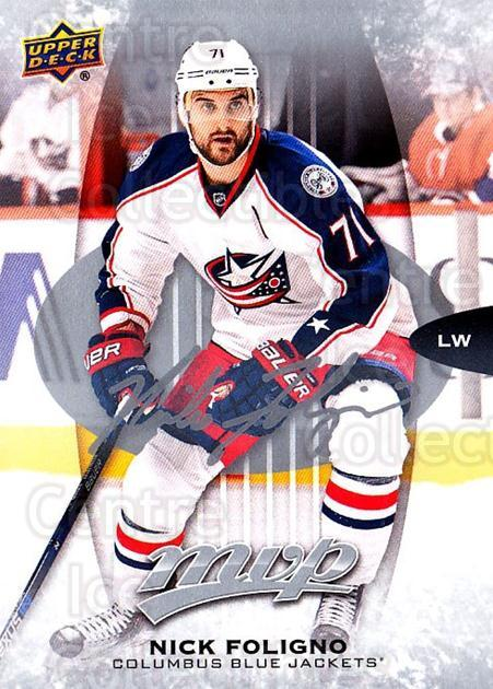 2016-17 Upper Deck MVP Silver Script #169 Nick Foligno<br/>1 In Stock - $2.00 each - <a href=https://centericecollectibles.foxycart.com/cart?name=2016-17%20Upper%20Deck%20MVP%20Silver%20Script%20%23169%20Nick%20Foligno...&quantity_max=1&price=$2.00&code=717332 class=foxycart> Buy it now! </a>