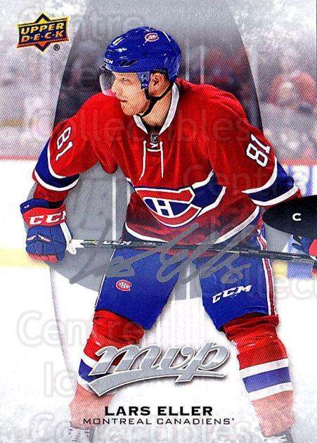 2016-17 Upper Deck MVP Silver Script #171 Lars Eller<br/>1 In Stock - $2.00 each - <a href=https://centericecollectibles.foxycart.com/cart?name=2016-17%20Upper%20Deck%20MVP%20Silver%20Script%20%23171%20Lars%20Eller...&quantity_max=1&price=$2.00&code=717334 class=foxycart> Buy it now! </a>