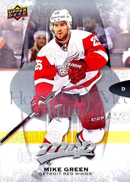 2016-17 Upper Deck MVP Silver Script #33 Mike Green<br/>2 In Stock - $2.00 each - <a href=https://centericecollectibles.foxycart.com/cart?name=2016-17%20Upper%20Deck%20MVP%20Silver%20Script%20%2333%20Mike%20Green...&quantity_max=2&price=$2.00&code=717348 class=foxycart> Buy it now! </a>