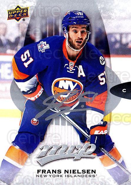 2016-17 Upper Deck MVP Silver Script #63 Frans Nielsen<br/>2 In Stock - $2.00 each - <a href=https://centericecollectibles.foxycart.com/cart?name=2016-17%20Upper%20Deck%20MVP%20Silver%20Script%20%2363%20Frans%20Nielsen...&quantity_max=2&price=$2.00&code=717356 class=foxycart> Buy it now! </a>