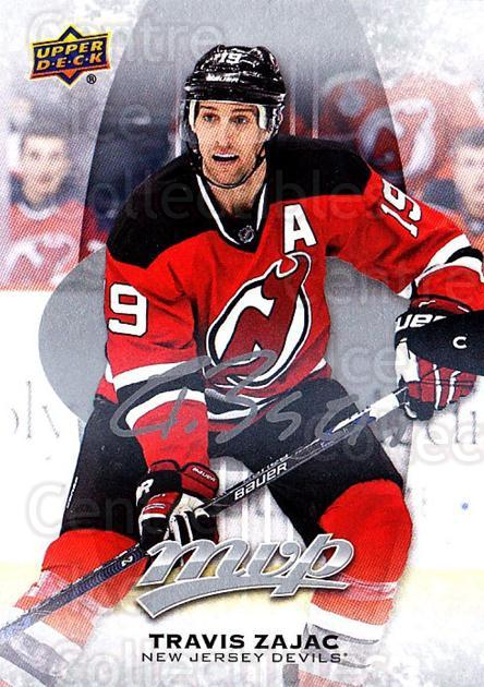 2016-17 Upper Deck MVP Silver Script #86 Travis Zajac<br/>2 In Stock - $2.00 each - <a href=https://centericecollectibles.foxycart.com/cart?name=2016-17%20Upper%20Deck%20MVP%20Silver%20Script%20%2386%20Travis%20Zajac...&quantity_max=2&price=$2.00&code=717364 class=foxycart> Buy it now! </a>