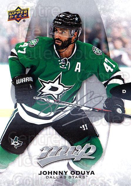2016-17 Upper Deck MVP Silver Script #106 Johnny Oduya<br/>1 In Stock - $2.00 each - <a href=https://centericecollectibles.foxycart.com/cart?name=2016-17%20Upper%20Deck%20MVP%20Silver%20Script%20%23106%20Johnny%20Oduya...&quantity_max=1&price=$2.00&code=717368 class=foxycart> Buy it now! </a>
