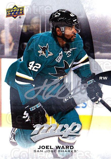 2016-17 Upper Deck MVP Silver Script #140 Joel Ward<br/>1 In Stock - $2.00 each - <a href=https://centericecollectibles.foxycart.com/cart?name=2016-17%20Upper%20Deck%20MVP%20Silver%20Script%20%23140%20Joel%20Ward...&quantity_max=1&price=$2.00&code=717373 class=foxycart> Buy it now! </a>