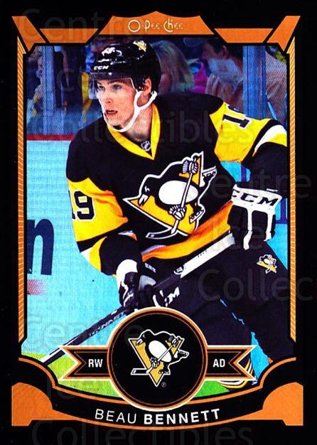 2015-16 O-Pee-Chee Rainbow Black #367 Beau Bennett<br/>1 In Stock - $5.00 each - <a href=https://centericecollectibles.foxycart.com/cart?name=2015-16%20O-Pee-Chee%20Rainbow%20Black%20%23367%20Beau%20Bennett...&quantity_max=1&price=$5.00&code=717757 class=foxycart> Buy it now! </a>