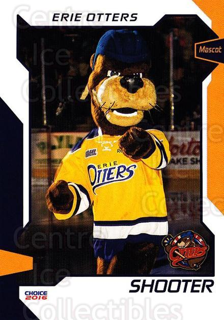2015-16 Erie Otters #25 Mascot<br/>1 In Stock - $3.00 each - <a href=https://centericecollectibles.foxycart.com/cart?name=2015-16%20Erie%20Otters%20%2325%20Mascot...&price=$3.00&code=718049 class=foxycart> Buy it now! </a>
