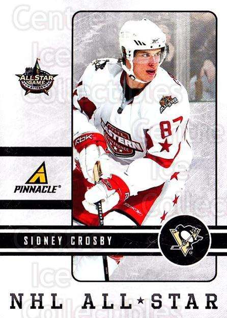2012 Pinnacle NHL AS #5 Sidney Crosby<br/>1 In Stock - $5.00 each - <a href=https://centericecollectibles.foxycart.com/cart?name=2012%20Pinnacle%20NHL%20AS%20%235%20Sidney%20Crosby...&price=$5.00&code=718329 class=foxycart> Buy it now! </a>