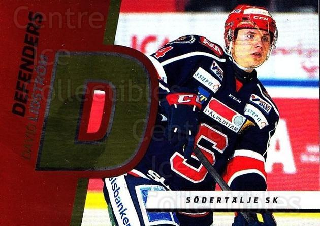 2014-15 Swedish Hockey Allsvenskan Defenders #8 David Lidstrom<br/>1 In Stock - $3.00 each - <a href=https://centericecollectibles.foxycart.com/cart?name=2014-15%20Swedish%20Hockey%20Allsvenskan%20Defenders%20%238%20David%20Lidstrom...&quantity_max=1&price=$3.00&code=719393 class=foxycart> Buy it now! </a>