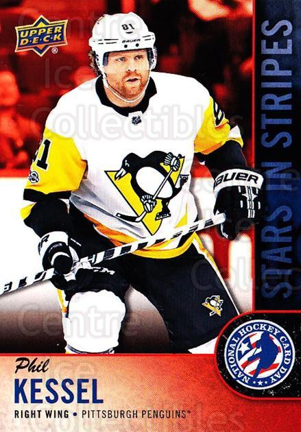 2018 Upper Deck National Hockey Card Day USA #6 Phil Kessel<br/>11 In Stock - $2.00 each - <a href=https://centericecollectibles.foxycart.com/cart?name=2018%20Upper%20Deck%20National%20Hockey%20Card%20Day%20USA%20%236%20Phil%20Kessel...&quantity_max=11&price=$2.00&code=719667 class=foxycart> Buy it now! </a>