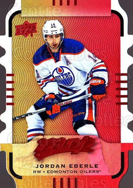 2015-16 Upper Deck MVP Colors and Contours #72 Jordan Eberle<br/>1 In Stock - $5.00 each - <a href=https://centericecollectibles.foxycart.com/cart?name=2015-16%20Upper%20Deck%20MVP%20Colors%20and%20Contours%20%2372%20Jordan%20Eberle...&quantity_max=1&price=$5.00&code=719820 class=foxycart> Buy it now! </a>