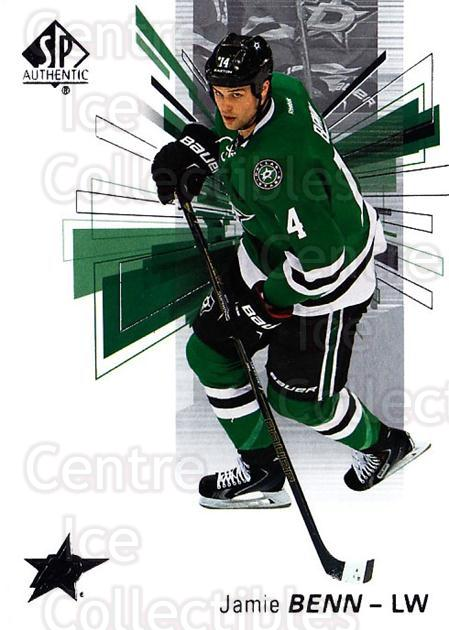 2016-17 Sp Authentic #14 Jamie Benn<br/>11 In Stock - $1.00 each - <a href=https://centericecollectibles.foxycart.com/cart?name=2016-17%20Sp%20Authentic%20%2314%20Jamie%20Benn...&quantity_max=11&price=$1.00&code=720035 class=foxycart> Buy it now! </a>