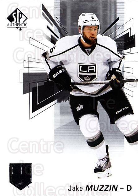 2016-17 Sp Authentic #28 Jake Muzzin<br/>10 In Stock - $1.00 each - <a href=https://centericecollectibles.foxycart.com/cart?name=2016-17%20Sp%20Authentic%20%2328%20Jake%20Muzzin...&quantity_max=10&price=$1.00&code=720049 class=foxycart> Buy it now! </a>