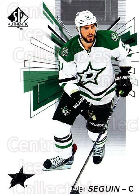2016-17 Sp Authentic #46 Tyler Seguin<br/>12 In Stock - $1.00 each - <a href=https://centericecollectibles.foxycart.com/cart?name=2016-17%20Sp%20Authentic%20%2346%20Tyler%20Seguin...&quantity_max=12&price=$1.00&code=720067 class=foxycart> Buy it now! </a>