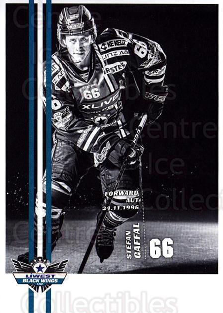 2017-18 EBEL EHC Liwest Black Wings Linz Postcards #27 Stefan Gaffal<br/>1 In Stock - $3.00 each - <a href=https://centericecollectibles.foxycart.com/cart?name=2017-18%20EBEL%20EHC%20Liwest%20Black%20Wings%20Linz%20Postcards%20%2327%20Stefan%20Gaffal...&quantity_max=1&price=$3.00&code=720272 class=foxycart> Buy it now! </a>