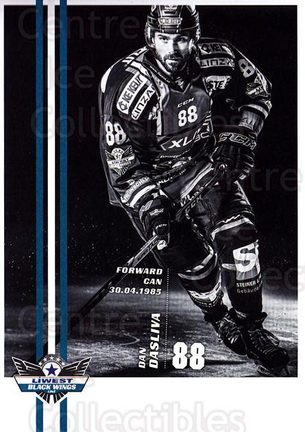 2017-18 EBEL EHC Liwest Black Wings Linz Postcards #30 Dan Dasliva<br/>1 In Stock - $3.00 each - <a href=https://centericecollectibles.foxycart.com/cart?name=2017-18%20EBEL%20EHC%20Liwest%20Black%20Wings%20Linz%20Postcards%20%2330%20Dan%20Dasliva...&quantity_max=1&price=$3.00&code=720275 class=foxycart> Buy it now! </a>