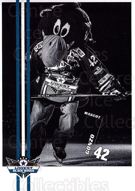 2017-18 EBEL EHC Liwest Black Wings Linz Postcards #31 Mascot<br/>1 In Stock - $3.00 each - <a href=https://centericecollectibles.foxycart.com/cart?name=2017-18%20EBEL%20EHC%20Liwest%20Black%20Wings%20Linz%20Postcards%20%2331%20Mascot...&quantity_max=1&price=$3.00&code=720276 class=foxycart> Buy it now! </a>