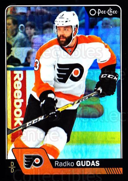 2016-17 O-Pee-Chee Rainbow Black #439 Radko Gudas<br/>1 In Stock - $5.00 each - <a href=https://centericecollectibles.foxycart.com/cart?name=2016-17%20O-Pee-Chee%20Rainbow%20Black%20%23439%20Radko%20Gudas...&quantity_max=1&price=$5.00&code=720789 class=foxycart> Buy it now! </a>