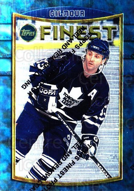 1994-95 Finest #100 Doug Gilmour<br/>6 In Stock - $1.00 each - <a href=https://centericecollectibles.foxycart.com/cart?name=1994-95%20Finest%20%23100%20Doug%20Gilmour...&quantity_max=6&price=$1.00&code=720 class=foxycart> Buy it now! </a>