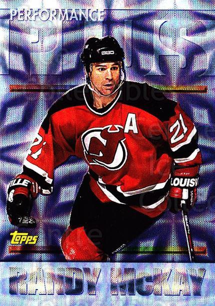 1998-99 Topps Seasons Best #29 Randy McKay<br/>5 In Stock - $3.00 each - <a href=https://centericecollectibles.foxycart.com/cart?name=1998-99%20Topps%20Seasons%20Best%20%2329%20Randy%20McKay...&quantity_max=5&price=$3.00&code=72100 class=foxycart> Buy it now! </a>