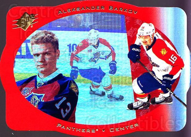 2013-14 SPx 96-97 SPx Retro #42 Aleksander Barkov<br/>1 In Stock - $5.00 each - <a href=https://centericecollectibles.foxycart.com/cart?name=2013-14%20SPx%2096-97%20SPx%20Retro%20%2342%20Aleksander%20Bark...&quantity_max=1&price=$5.00&code=721251 class=foxycart> Buy it now! </a>