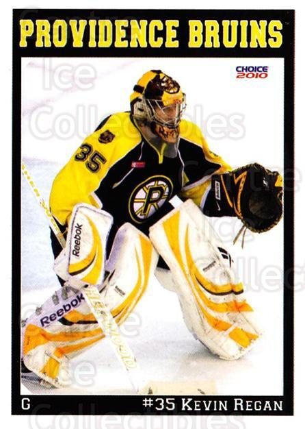 2009-10 Providence Bruins #19 Kevin Regan<br/>1 In Stock - $3.00 each - <a href=https://centericecollectibles.foxycart.com/cart?name=2009-10%20Providence%20Bruins%20%2319%20Kevin%20Regan...&quantity_max=1&price=$3.00&code=721303 class=foxycart> Buy it now! </a>