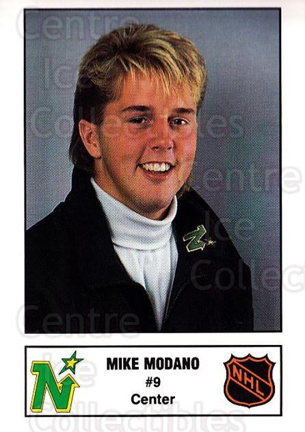 1990-91 Minnesota North Stars Team Isuue #nno Mike Modano<br/>10 In Stock - $10.00 each - <a href=https://centericecollectibles.foxycart.com/cart?name=1990-91%20Minnesota%20North%20Stars%20Team%20Isuue%20%23nno%20Mike%20Modano...&quantity_max=10&price=$10.00&code=721428 class=foxycart> Buy it now! </a>