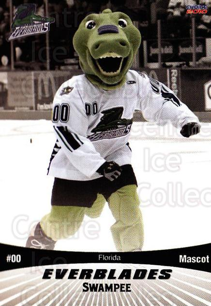 2009-10 Florida Everblades #11 Mascot<br/>1 In Stock - $3.00 each - <a href=https://centericecollectibles.foxycart.com/cart?name=2009-10%20Florida%20Everblades%20%2311%20Mascot...&price=$3.00&code=721479 class=foxycart> Buy it now! </a>