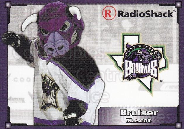 2004-05 Fort Worth Brahmas #20 Mascot<br/>1 In Stock - $3.00 each - <a href=https://centericecollectibles.foxycart.com/cart?name=2004-05%20Fort%20Worth%20Brahmas%20%2320%20Mascot...&price=$3.00&code=721499 class=foxycart> Buy it now! </a>