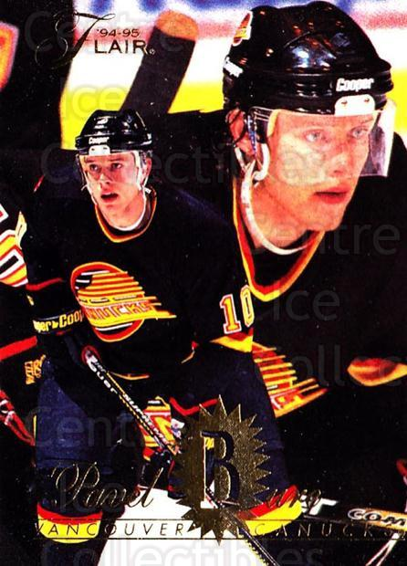 1994-95 Flair #189 Pavel Bure<br/>1 In Stock - $3.00 each - <a href=https://centericecollectibles.foxycart.com/cart?name=1994-95%20Flair%20%23189%20Pavel%20Bure...&quantity_max=1&price=$3.00&code=721553 class=foxycart> Buy it now! </a>