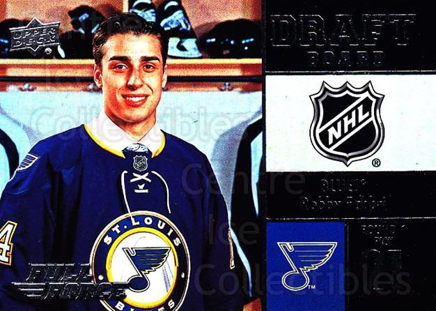 2015-16 Upper Deck Full Force Draft Board #RF Robby Fabbri<br/>1 In Stock - $5.00 each - <a href=https://centericecollectibles.foxycart.com/cart?name=2015-16%20Upper%20Deck%20Full%20Force%20Draft%20Board%20%23RF%20Robby%20Fabbri...&quantity_max=1&price=$5.00&code=721652 class=foxycart> Buy it now! </a>