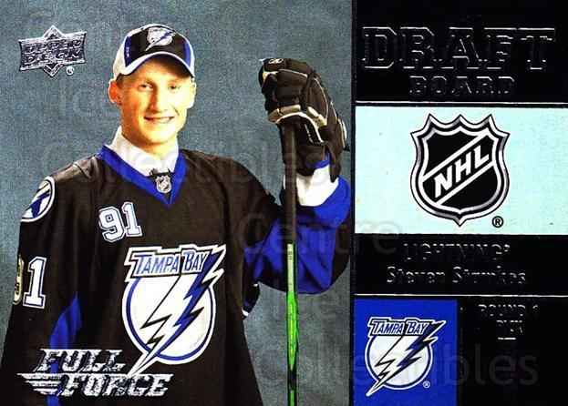 2015-16 Upper Deck Full Force Draft Board #SS Steven Stamkos<br/>1 In Stock - $5.00 each - <a href=https://centericecollectibles.foxycart.com/cart?name=2015-16%20Upper%20Deck%20Full%20Force%20Draft%20Board%20%23SS%20Steven%20Stamkos...&quantity_max=1&price=$5.00&code=721658 class=foxycart> Buy it now! </a>