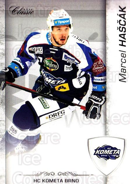 2017-18 Czech OFS Classic Team Edition #205 Marcel Hascak<br/>1 In Stock - $3.00 each - <a href=https://centericecollectibles.foxycart.com/cart?name=2017-18%20Czech%20OFS%20Classic%20Team%20Edition%20%23205%20Marcel%20Hascak...&quantity_max=1&price=$3.00&code=722017 class=foxycart> Buy it now! </a>