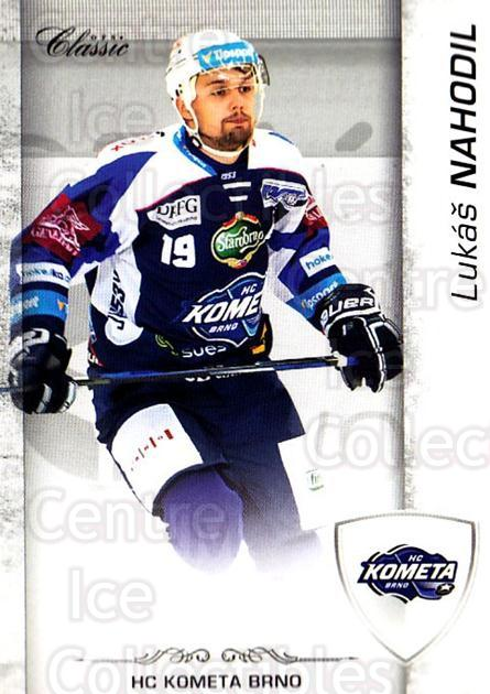 2017-18 Czech OFS Classic Team Edition #206 Lukas Nahodil<br/>1 In Stock - $3.00 each - <a href=https://centericecollectibles.foxycart.com/cart?name=2017-18%20Czech%20OFS%20Classic%20Team%20Edition%20%23206%20Lukas%20Nahodil...&quantity_max=1&price=$3.00&code=722018 class=foxycart> Buy it now! </a>