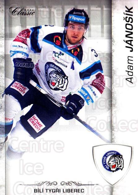 2017-18 Czech OFS Classic Team Edition #209 Adam Janosik<br/>1 In Stock - $3.00 each - <a href=https://centericecollectibles.foxycart.com/cart?name=2017-18%20Czech%20OFS%20Classic%20Team%20Edition%20%23209%20Adam%20Janosik...&quantity_max=1&price=$3.00&code=722021 class=foxycart> Buy it now! </a>