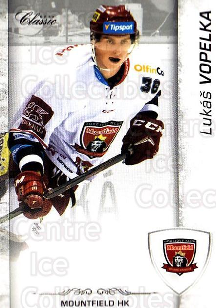 2017-18 Czech OFS Classic Team Edition #220 Lukas Vopelka<br/>1 In Stock - $3.00 each - <a href=https://centericecollectibles.foxycart.com/cart?name=2017-18%20Czech%20OFS%20Classic%20Team%20Edition%20%23220%20Lukas%20Vopelka...&quantity_max=1&price=$3.00&code=722032 class=foxycart> Buy it now! </a>