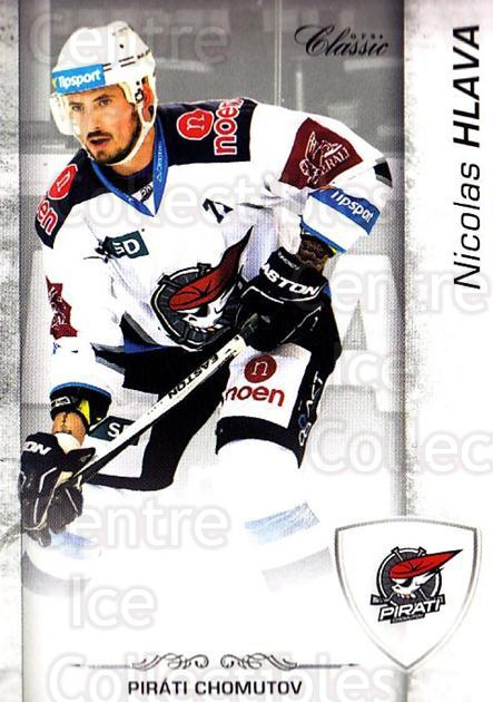2017-18 Czech OFS Classic Team Edition #225 Nicolas Hlava<br/>1 In Stock - $3.00 each - <a href=https://centericecollectibles.foxycart.com/cart?name=2017-18%20Czech%20OFS%20Classic%20Team%20Edition%20%23225%20Nicolas%20Hlava...&quantity_max=1&price=$3.00&code=722037 class=foxycart> Buy it now! </a>