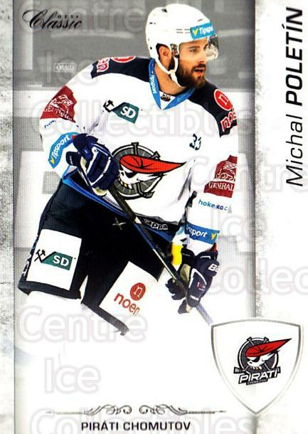 2017-18 Czech OFS Classic Team Edition #226 Michal Poletin<br/>1 In Stock - $3.00 each - <a href=https://centericecollectibles.foxycart.com/cart?name=2017-18%20Czech%20OFS%20Classic%20Team%20Edition%20%23226%20Michal%20Poletin...&quantity_max=1&price=$3.00&code=722038 class=foxycart> Buy it now! </a>