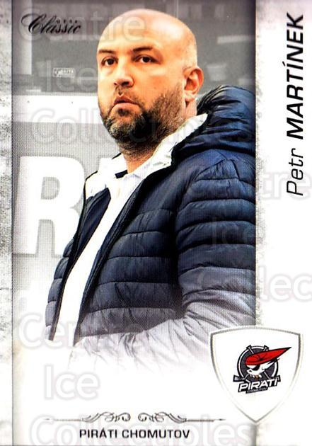 2017-18 Czech OFS Classic Team Edition #229 Petr Martinek<br/>1 In Stock - $3.00 each - <a href=https://centericecollectibles.foxycart.com/cart?name=2017-18%20Czech%20OFS%20Classic%20Team%20Edition%20%23229%20Petr%20Martinek...&quantity_max=1&price=$3.00&code=722041 class=foxycart> Buy it now! </a>