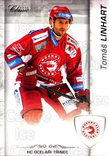 2017-18 Czech OFS Classic Team Edition #231 Tomas Linhart<br/>1 In Stock - $3.00 each - <a href=https://centericecollectibles.foxycart.com/cart?name=2017-18%20Czech%20OFS%20Classic%20Team%20Edition%20%23231%20Tomas%20Linhart...&quantity_max=1&price=$3.00&code=722043 class=foxycart> Buy it now! </a>