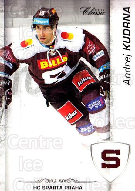 2017-18 Czech OFS Classic Team Edition #241 Andrej Kudrna<br/>1 In Stock - $3.00 each - <a href=https://centericecollectibles.foxycart.com/cart?name=2017-18%20Czech%20OFS%20Classic%20Team%20Edition%20%23241%20Andrej%20Kudrna...&quantity_max=1&price=$3.00&code=722053 class=foxycart> Buy it now! </a>