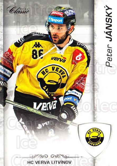 2017-18 Czech OFS Classic Team Edition #248 Peter Jansky<br/>1 In Stock - $3.00 each - <a href=https://centericecollectibles.foxycart.com/cart?name=2017-18%20Czech%20OFS%20Classic%20Team%20Edition%20%23248%20Peter%20Jansky...&quantity_max=1&price=$3.00&code=722060 class=foxycart> Buy it now! </a>