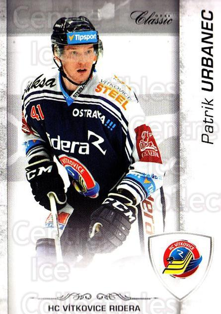 2017-18 Czech OFS Classic Team Edition #259 Patrik Urbanec<br/>1 In Stock - $3.00 each - <a href=https://centericecollectibles.foxycart.com/cart?name=2017-18%20Czech%20OFS%20Classic%20Team%20Edition%20%23259%20Patrik%20Urbanec...&quantity_max=1&price=$3.00&code=722071 class=foxycart> Buy it now! </a>