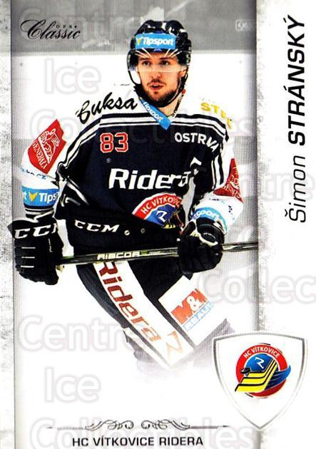 2017-18 Czech OFS Classic Team Edition #260 Simon Stransky<br/>1 In Stock - $3.00 each - <a href=https://centericecollectibles.foxycart.com/cart?name=2017-18%20Czech%20OFS%20Classic%20Team%20Edition%20%23260%20Simon%20Stransky...&quantity_max=1&price=$3.00&code=722072 class=foxycart> Buy it now! </a>