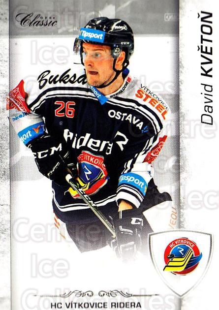 2017-18 Czech OFS Classic Team Edition #262 David Kveton<br/>1 In Stock - $3.00 each - <a href=https://centericecollectibles.foxycart.com/cart?name=2017-18%20Czech%20OFS%20Classic%20Team%20Edition%20%23262%20David%20Kveton...&quantity_max=1&price=$3.00&code=722074 class=foxycart> Buy it now! </a>