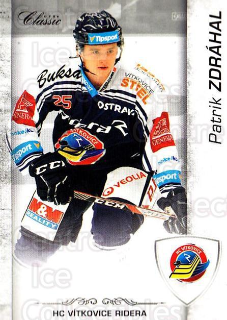 2017-18 Czech OFS Classic Team Edition #264 Patrik Zdrahal<br/>1 In Stock - $3.00 each - <a href=https://centericecollectibles.foxycart.com/cart?name=2017-18%20Czech%20OFS%20Classic%20Team%20Edition%20%23264%20Patrik%20Zdrahal...&quantity_max=1&price=$3.00&code=722076 class=foxycart> Buy it now! </a>