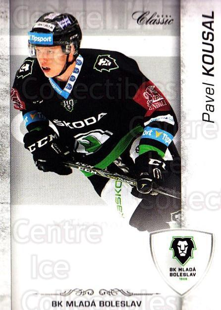 2017-18 Czech OFS Classic Team Edition #269 Pavel Kousal<br/>1 In Stock - $3.00 each - <a href=https://centericecollectibles.foxycart.com/cart?name=2017-18%20Czech%20OFS%20Classic%20Team%20Edition%20%23269%20Pavel%20Kousal...&quantity_max=1&price=$3.00&code=722081 class=foxycart> Buy it now! </a>